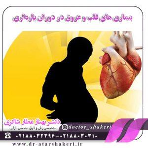 بیماری قلبی و عروق در دوران-بارداری